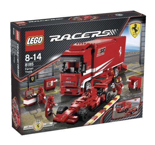 LEGO Racers 8185 - Ferrari Truck