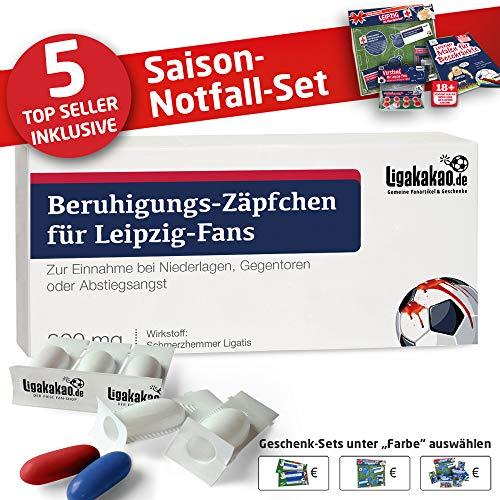 Alles für Leipzig-Fans by Ligakakao.de Kaffee-Becher ist jetzt das GROßE Saison Notfall Set