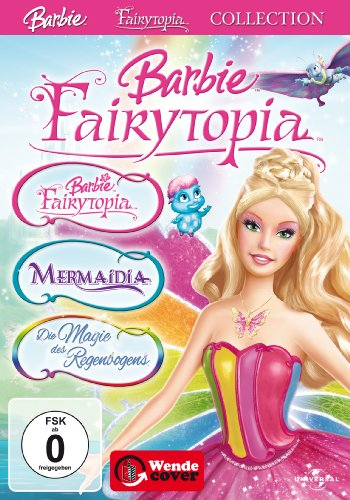 Barbie - Fairytopia Collection [3 DVDs]