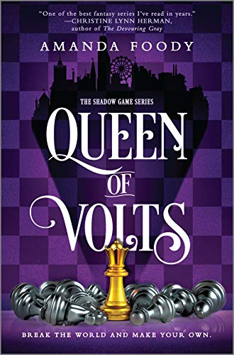 Queen of Volts (Shadow Game, Band 3)