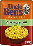 Uncle Ben's Express-Reis Curryreis, 250 g -
