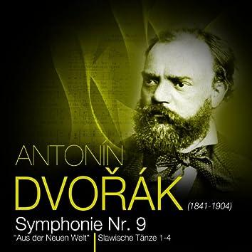 """Antonín Dvořák - Symphonie Nr. 9 """"Aus der neuen Welt"""" + """"Slawische Tänze 1-4"""""""