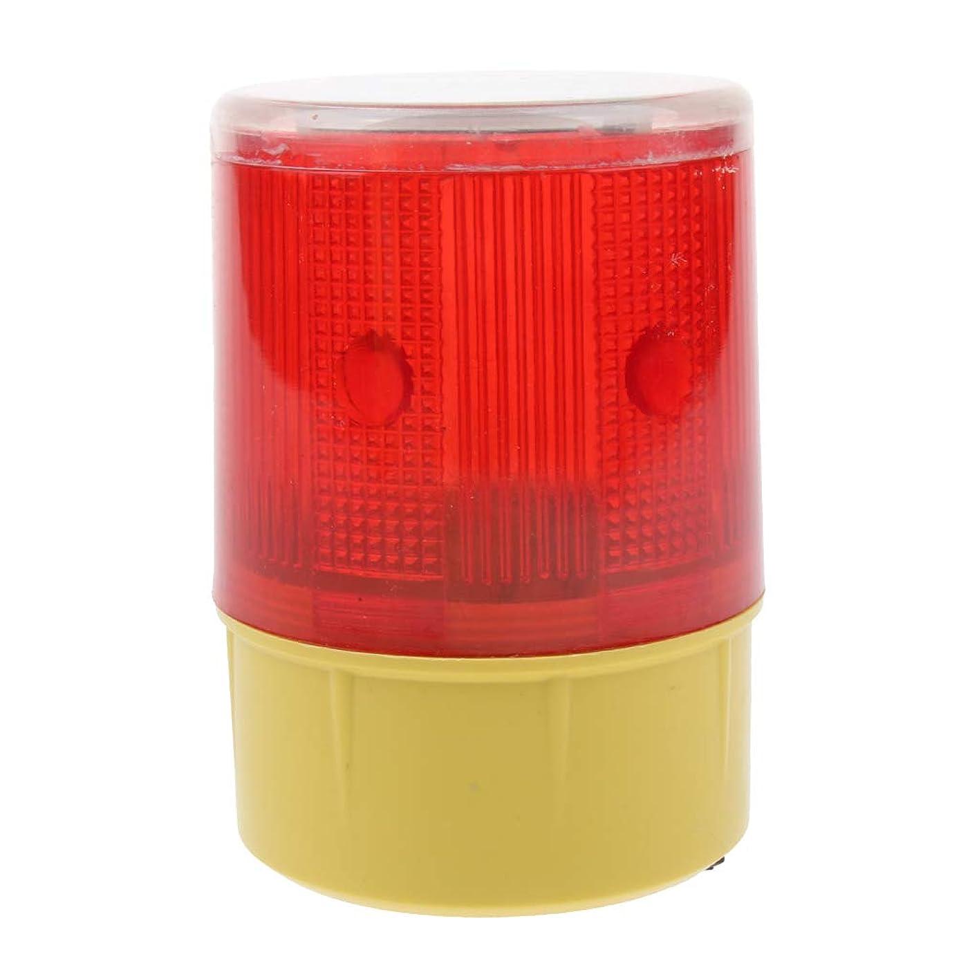 日曜日シンプルさ分類するLED フラッシュ ライト 回転灯 ソーラー 充電式 高輝度 点滅 フラッシュライト 防水IP55