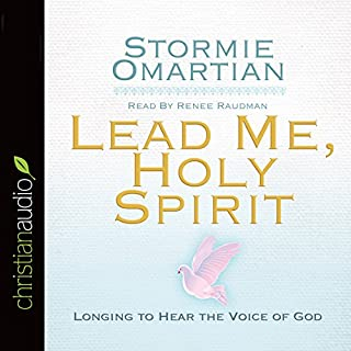 Lead Me, Holy Spirit audiobook cover art
