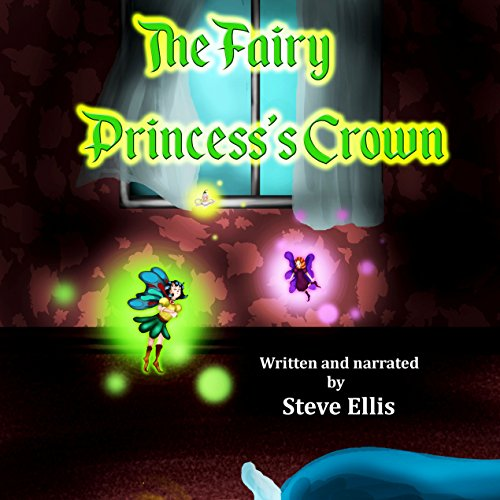 The Fairy Princess's Crown audiobook cover art