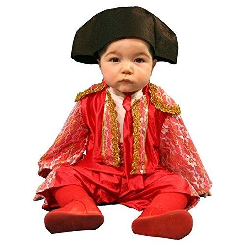 Atosa - Disfraz de torero, bebe 1-2 años