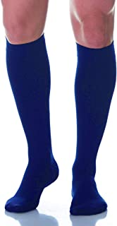 SCUDOVARIS, Scudovaris Calcetín 280 Denier Gran Descanso Algodón Color Azul Talla 6-1 unidad