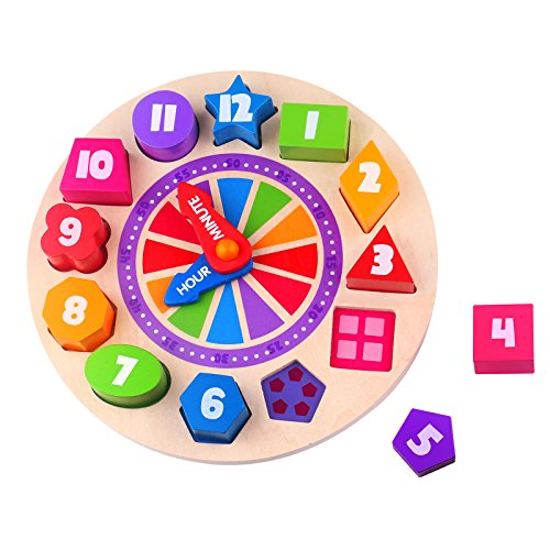 Product Image of the Timy Sorting Clock