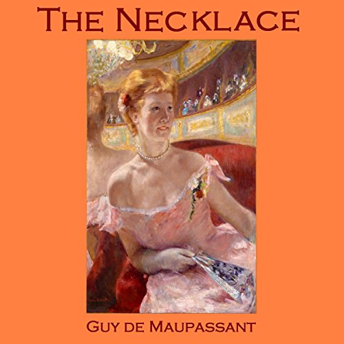The Necklace audiobook cover art