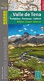 Valle de Tena. Panticosa, Partacua, Sallent. Escala 1:25.000. Mapa excursionista. Editorial Alpina.: 2016 (ALPINA 25 - 1/25.000)