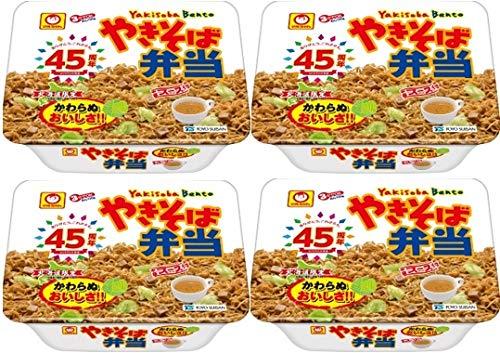 【北海道限定】マルちゃん やきそば弁当 132g×4個