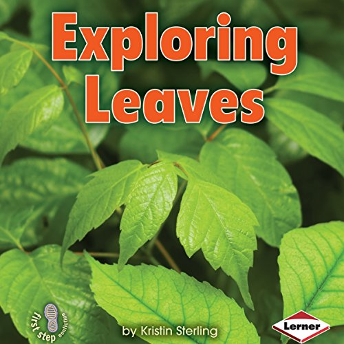 Exploring Leaves copertina