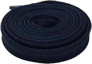 1,8cm 0,7 « » Fat Lacets pour Lady Femme Heavy Duty Boot Laces Sneaker Chaussures Plates Larges Cordes