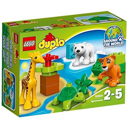 LEGO Duplo Town Cuccioli, 10801