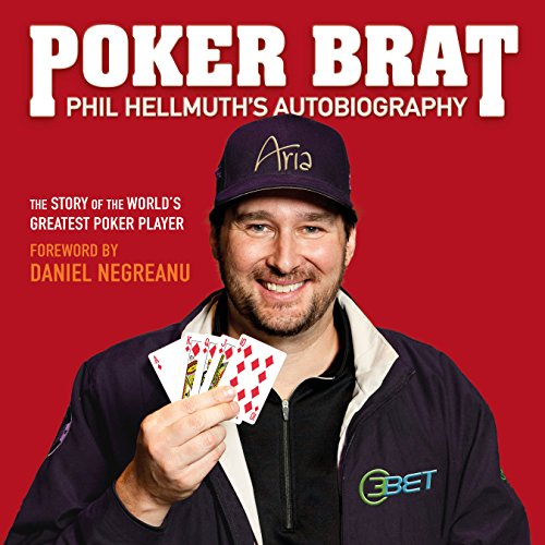 Poker Brat audiobook cover art