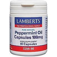Lamberts Aceite de Menta 100 mg - 90 Cápsulas