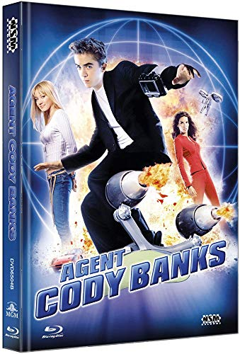 Agent Cody Banks - Limited Collector's Edition - Mediabook  (+ DVD), Cover B [Blu-ray]