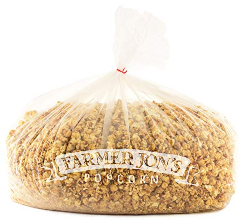 Read About Farmer Jon's Popcorn Cookies 'N Cream Caramel Bash Bag, 400oz of Bulk Gourmet Popped Popc...