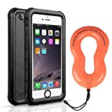 iThrough Coque Étanche iPhone 6 6s - Coque Housse de Protection Intégrale...