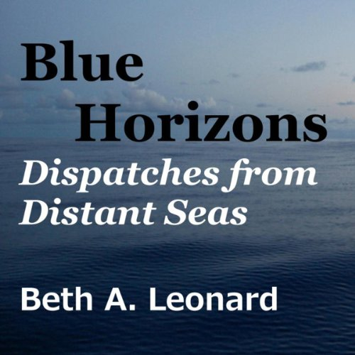 Blue Horizons audiobook cover art