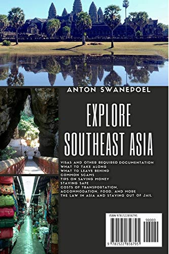 Backpacking SouthEast Asia: methods for visiting Cambodia, Laos, Thailand... - 51+ cXuM6pL