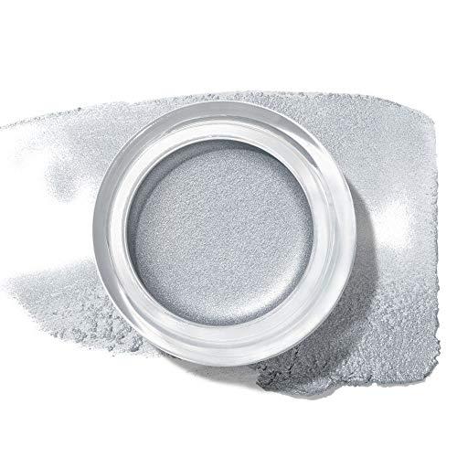 Revlon Colorstay Creme Eye Shadow, Longwear Blendable Matte or Shimmer Eye Makeup with Applicator Brush in Silver, Earl Grey (760)