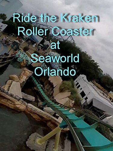 Take a ride on the Kraken rollercoaster at Seaworld