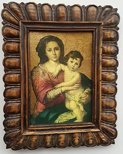 Decoración Selli pequeño Cuadro Virgen de Murillo