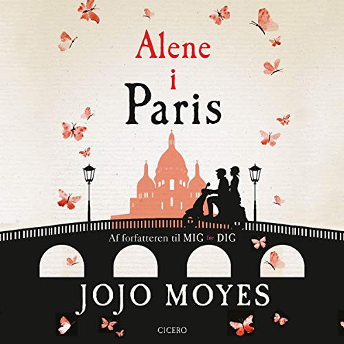 Alene i Paris cover art