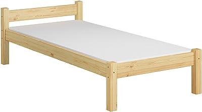 Liegewerk Seniorenbett Erhohtes Bett Holz Mit Kopfteil Betthohe 55cm