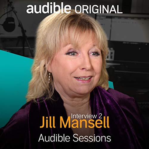 Jill Mansell audiobook cover art