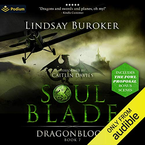 Soulblade Audiobook By Lindsay Buroker cover art