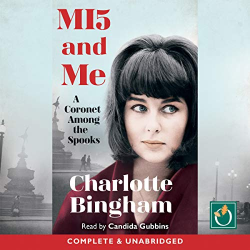 MI5 and Me audiobook cover art