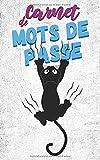 Carnet de mots de passe: carnet de mots de passe alphabétique pour ne plus oublier vos codes secrets - en français, au format a5