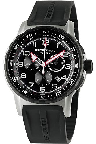 MOMO Design Lässige Uhr MD2164SS-41