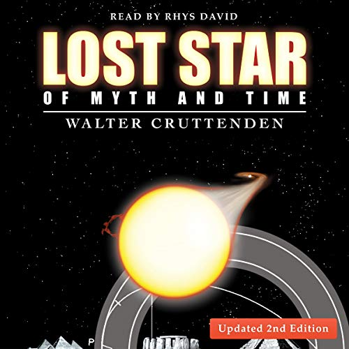 Lost Star of Myth and Time audiobook cover art