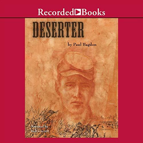 The Deserter audiobook cover art
