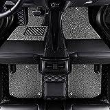 Pbtzfs Alfombrillas Coche Compatible Con BMW G30 X3 E83 X5 E53 X1...