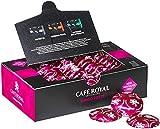 Café Royal Lungo Forte 50 Dosettes de Café Compatibles avec Nespresso (R)* Business Solutions (R)*, Intensité 5/10, 300 g