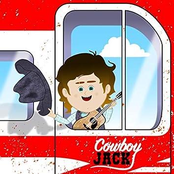 Barnvisor Cowboy Jack