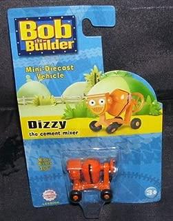 Bob the Builder DIZZY the Cement Mixer Mini Diecast Vehicle