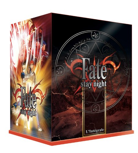 Fate/Stay Night-Intégrale Collector [Édition Limitée]
