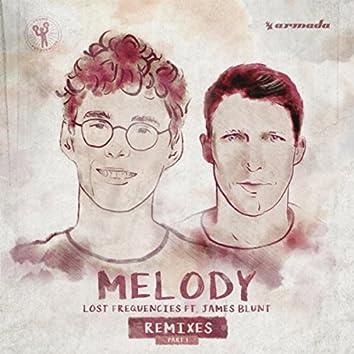 Melody (Remixes, Pt. 1)