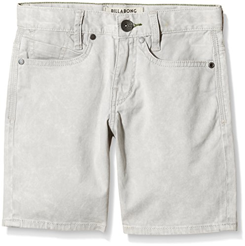 BILLABONG Außenseiter Washed Shorts 146 grau - grau