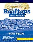 Amazing Rooftops 5. Activity Book Exam Pack Edition