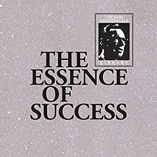 Page de couverture de The Essence of Success