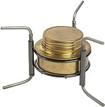 Survie et /équipement durgence Runningfish Tr/épied Pliable pour Barbecue en Alliage daluminium avec cha/îne r/églable pour randonn/ée