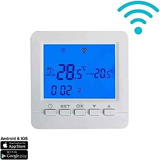 7hSevenOn Home Termostato WiFi para Calefacción o Aire Acondicionado vía Smartphone/App