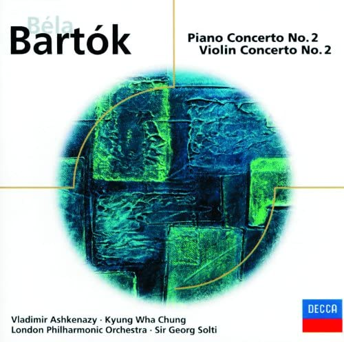 Vladimir Ashkenazy, Kyung Wha Chung, London Philharmonic Orchestra & Sir Georg Solti