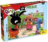 Lisciani Puzzle de 24 piezas, Bing 77991 - Rompecabezas para niños a partir de 3 años